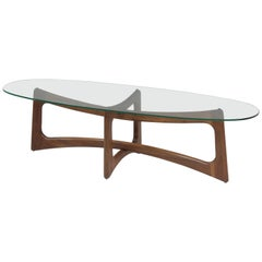 1960s Mid-Century Modern Adrian Pearsall for Craft Associates Coffee Table