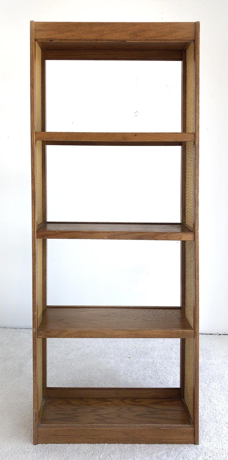 American 1960s Mid-Century Modern Dunbar Style Bookcase