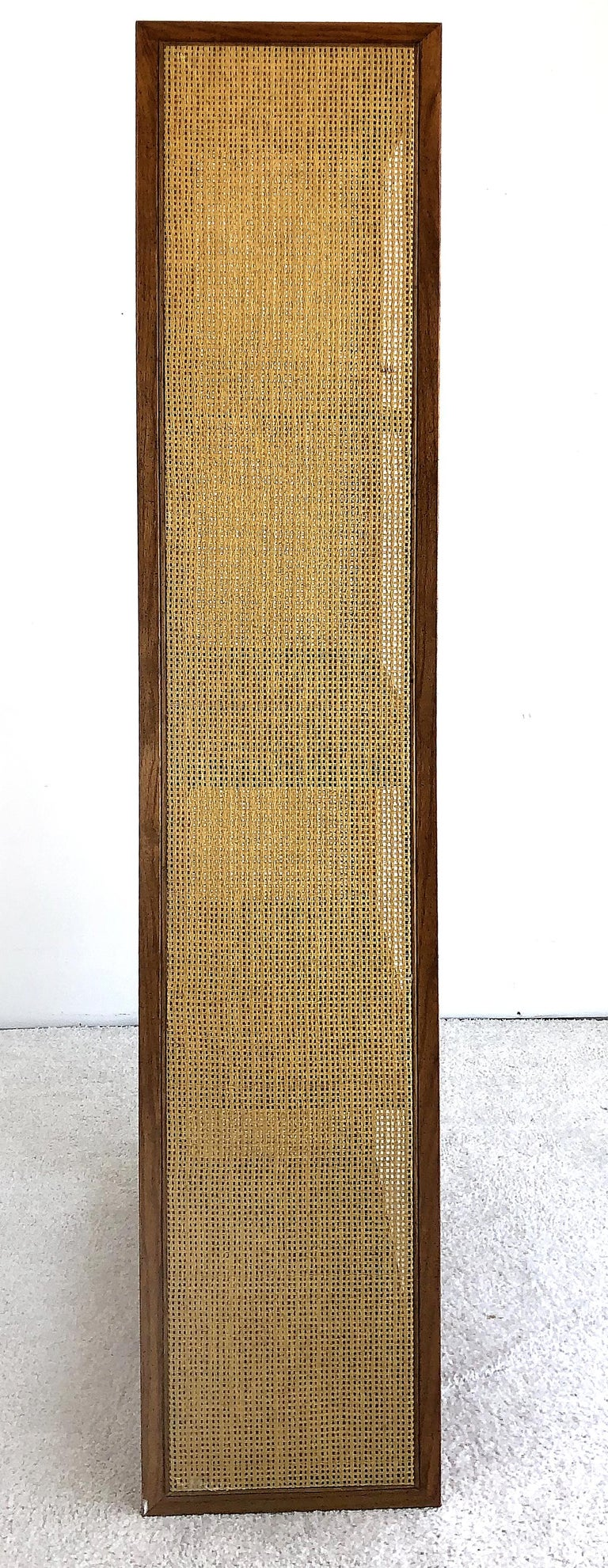 1960s Mid-Century Modern Dunbar Style Bookcase In Good Condition In Miami, FL