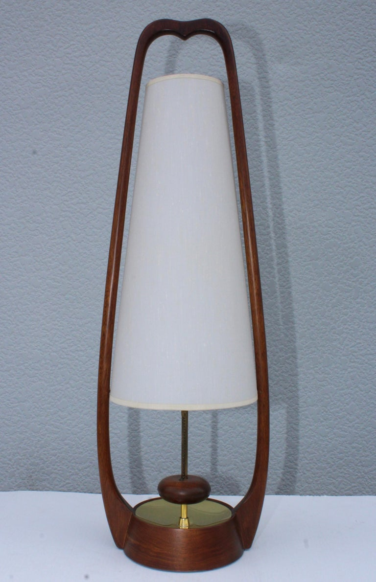 1960s Mid-Century Modern Table Lamps by Modeline For Sale 4
