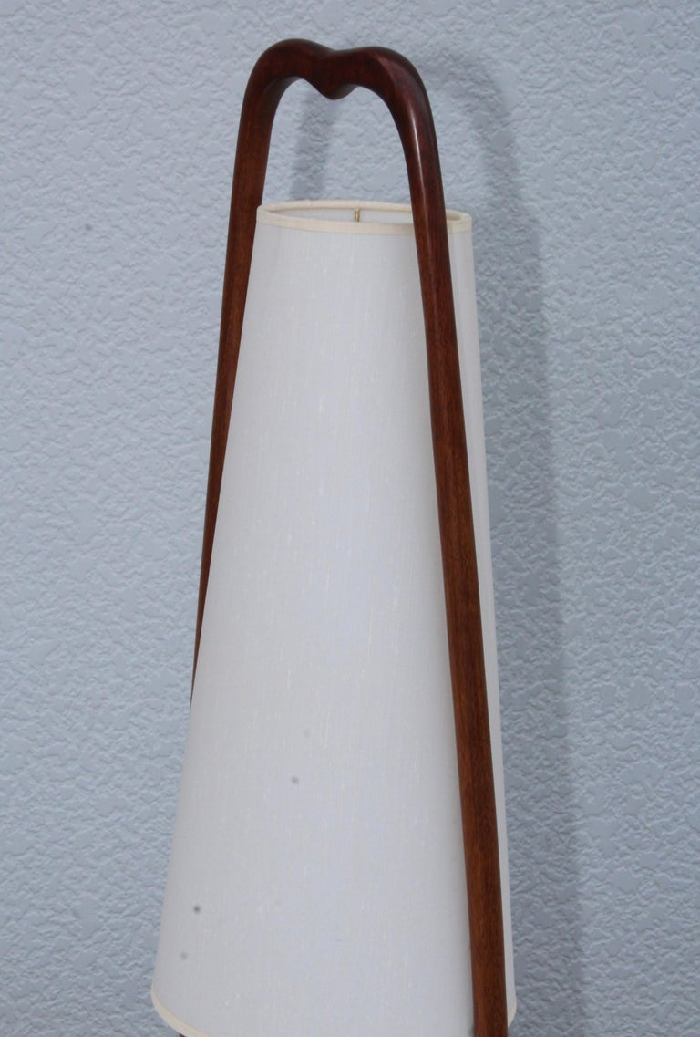 1960s Mid-Century Modern Table Lamps by Modeline For Sale 6