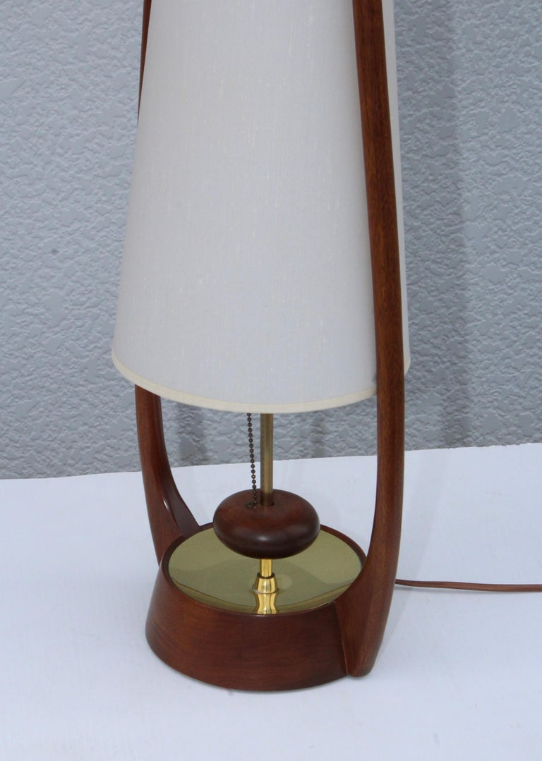 1960s Mid-Century Modern Table Lamps by Modeline For Sale 11