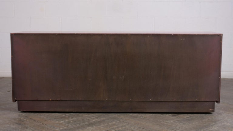20th Century 1960's Mid Century Style Credenza For Sale