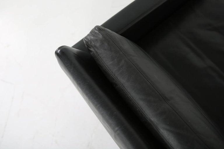1960s Minimalist COR Conseta Modular System Leather Sofa F.W. Moller, Germany For Sale 4
