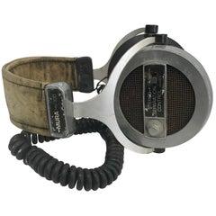 1960s Mod Stereo Headphones MURA HV-300 Separation Control Vintage, Japan