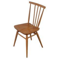 1960s Model 391 Windsor Chair by Ercol in Solid Elm and Beech