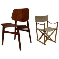 1960s Mogens Koch Grandchild's / Child / Kids / Danish Chair for Interna
