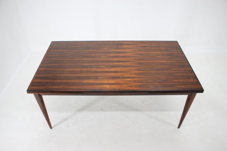Mid-Century Modern 1960s Niels Otto Møller Large Model 254 Palisander Dining Table for J.L. Møllers For Sale