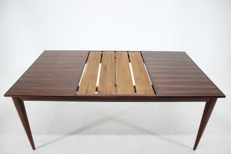 Mid-20th Century 1960s Niels Otto Møller Large Model 254 Palisander Dining Table for J.L. Møllers For Sale