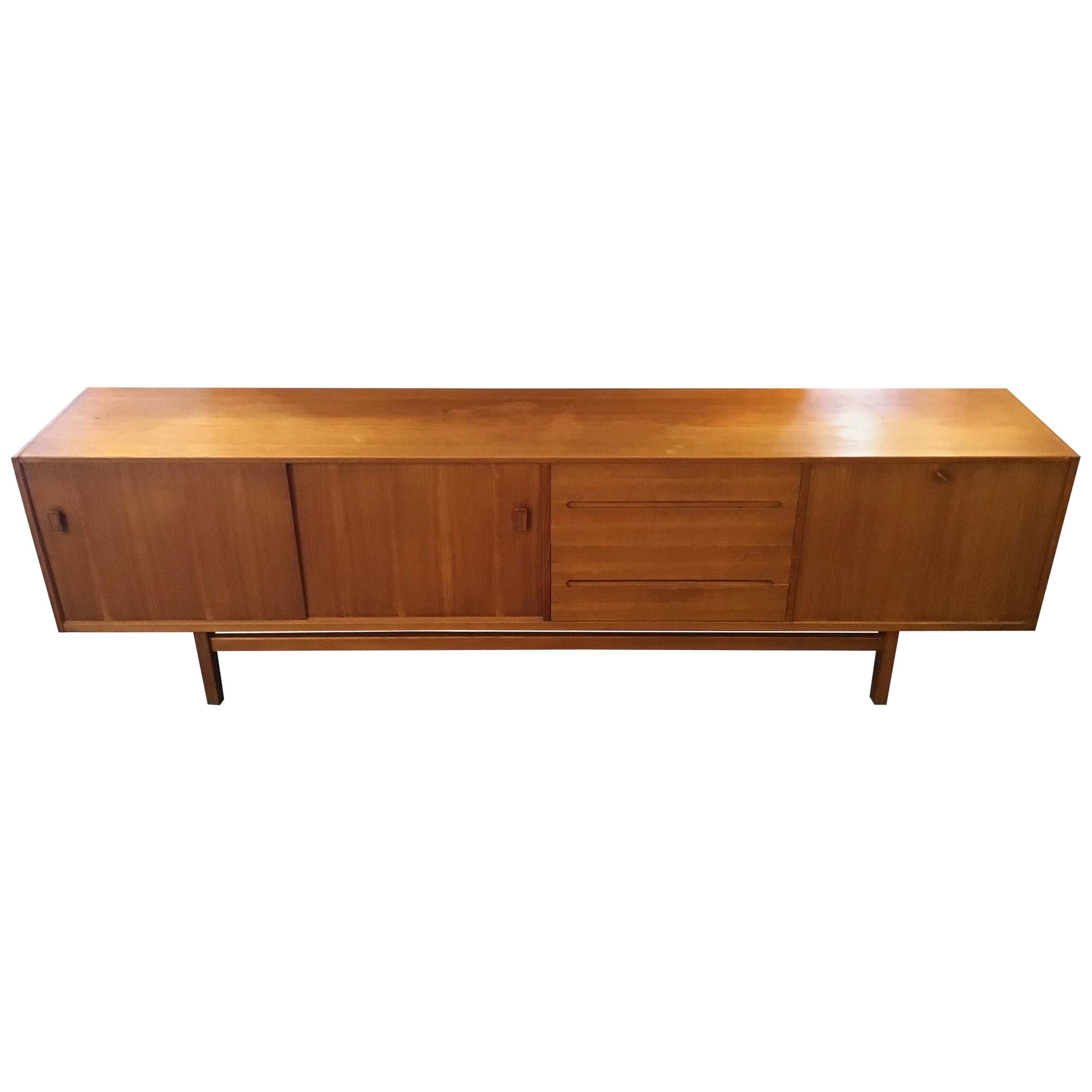 1960s Nils Jonsson Sideboard for Troeds