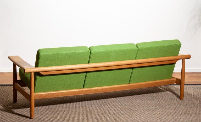 Danish 1960s, Oak Sofa from Denmark in GETAMA Style