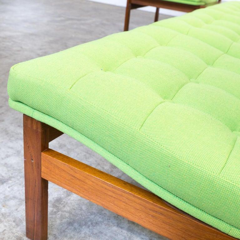 1960s Ole Gjerløv Knudsen & Torben Lind Modular Sofa for France & Son For Sale 12