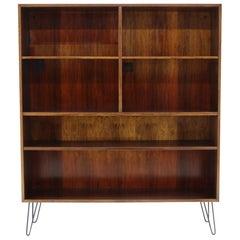 1960s Omann Jun Danish Palisander Bookcase