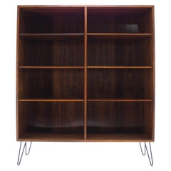 1960s Omann Jun Palisander Upcycled Bookcase, Denmark