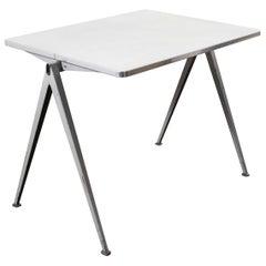 1960s Original Wim Rietveld Pyramid Table 'Model 1'