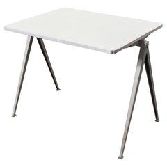 1960s Original Wim Rietveld Pyramid Table 'Model 2'
