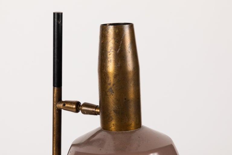 1960s Oscar Torlasco Table Lamp for Lumi For Sale 2