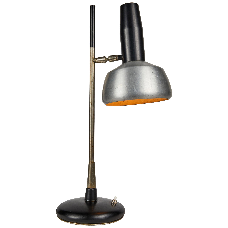 1960s Oscar Torlasco Table Lamp for Lumi