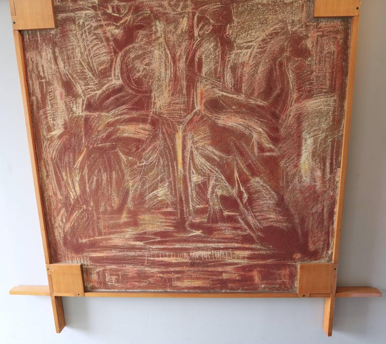 1960s Picture Frame by Ico Parisi For Sale 1