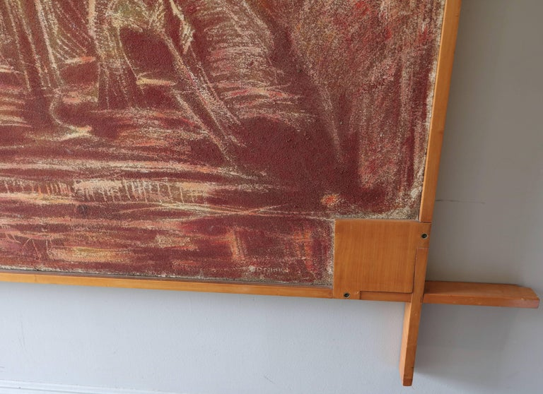 1960s Picture Frame by Ico Parisi For Sale 2