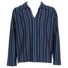 1960s Pierre Balmain Striped T-shirt