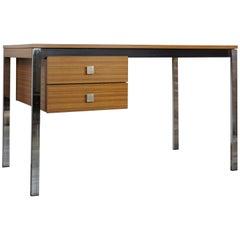 """1960er Jahren Pierre Guariche Design """"Senior"""" Schreibtisch für Meurop"""