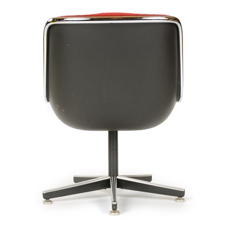 American 1960s Pollack Executive Chair by Charles Pollack for Knoll For Sale