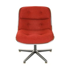 1960s Pollack Executive Chair by Charles Pollack for Knoll