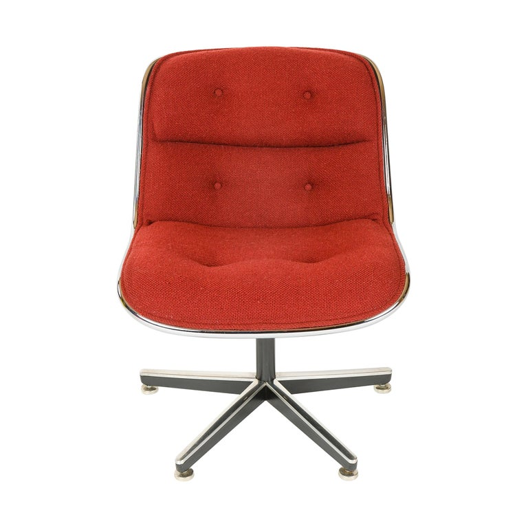 1960s Pollack Executive Chair by Charles Pollack for Knoll For Sale