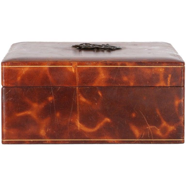 1960s Providentiae Memor Cigar Box In Good Condition For Sale In Lugo (RA), IT