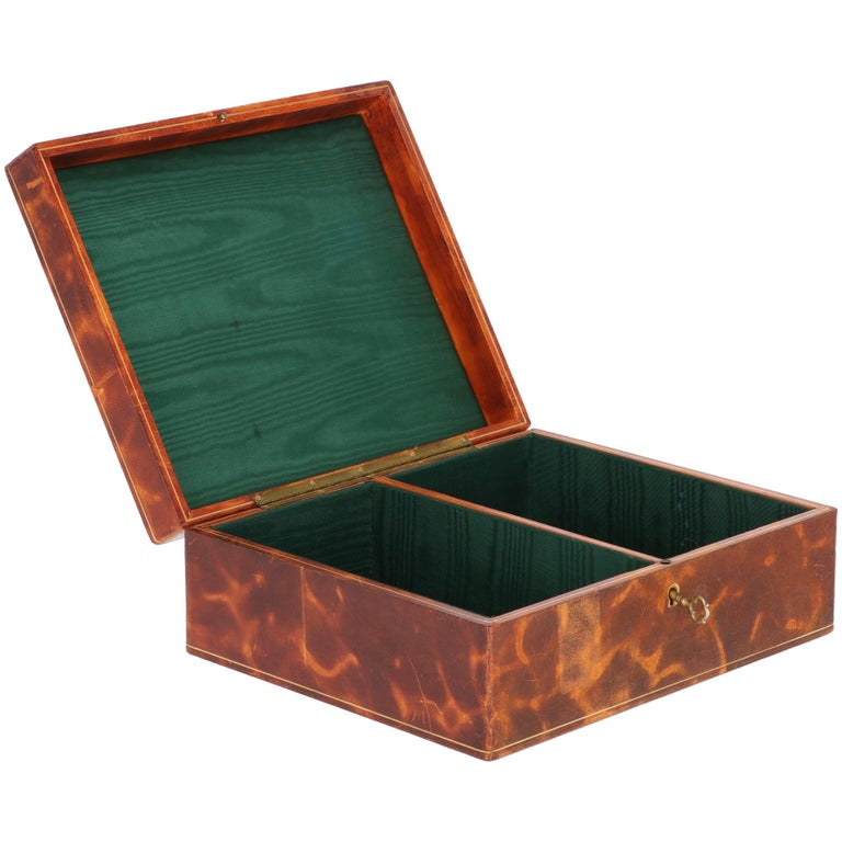 1960s Providentiae Memor Cigar Box For Sale 3