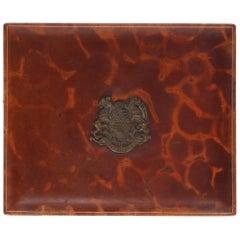 1960s Providentiae Memor Cigar Box