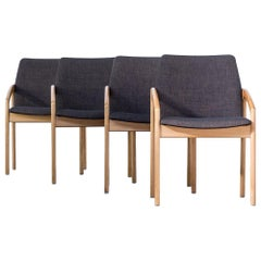 1960s Reupholstered Armchairs for Korup Stolefabrik