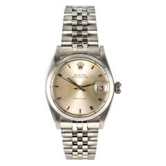 1960s Rolex Oysterdate Precision Automatic Men's Watch