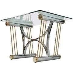 1960s Romeo Rega style Side Table, USA