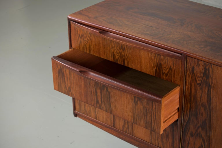 1960s Rosewood McIntosh Sideboard 5