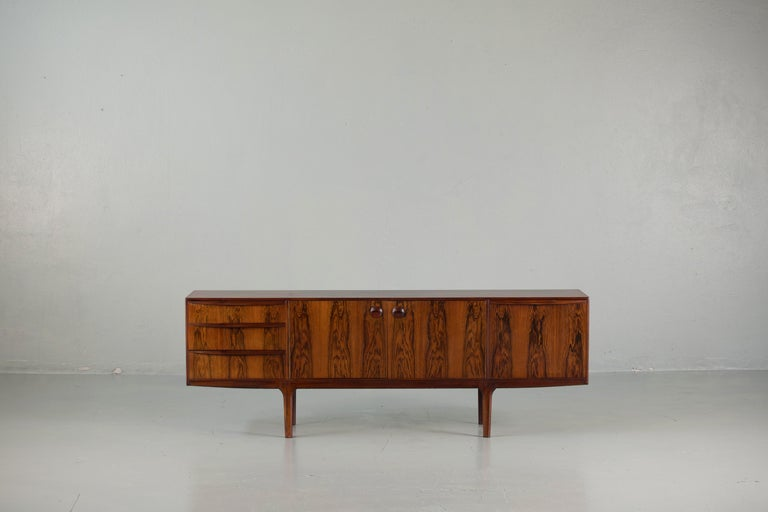 Mid-Century Modern 1960s Rosewood McIntosh Sideboard