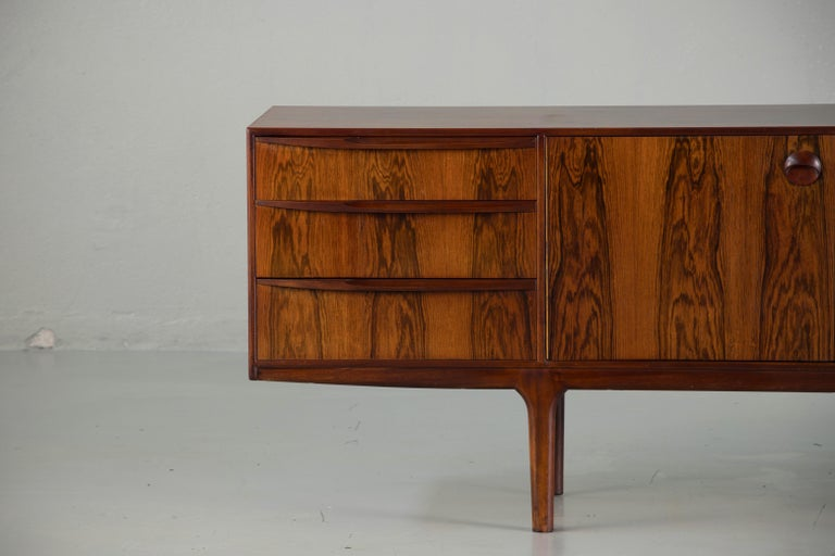 British 1960s Rosewood McIntosh Sideboard