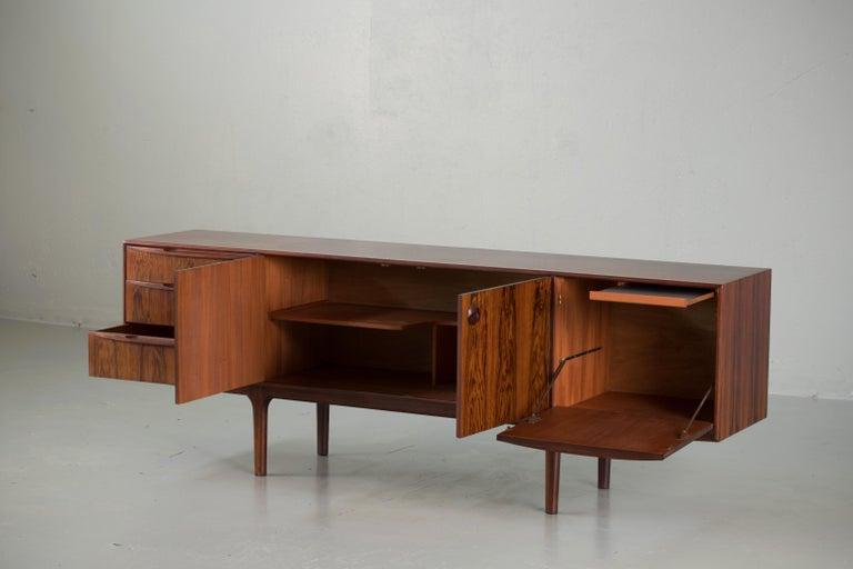 1960s Rosewood McIntosh Sideboard In Good Condition In Gemmerich, DE