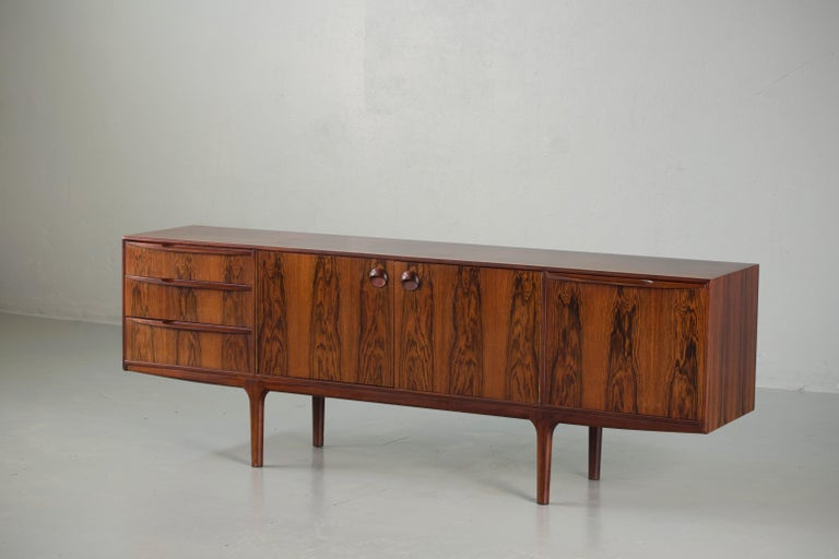 20th Century 1960s Rosewood McIntosh Sideboard