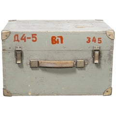 1960s Russian Industrial Equipment Box 'Model 256.6'