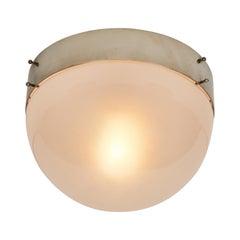 1960s Sergio Mazza 'Demi Clio' Wall or Ceiling Lamp for Artemide
