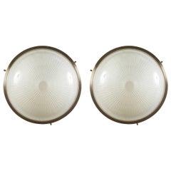 1960s Sergio Mazza 'Sigma' Lamps for Artemide