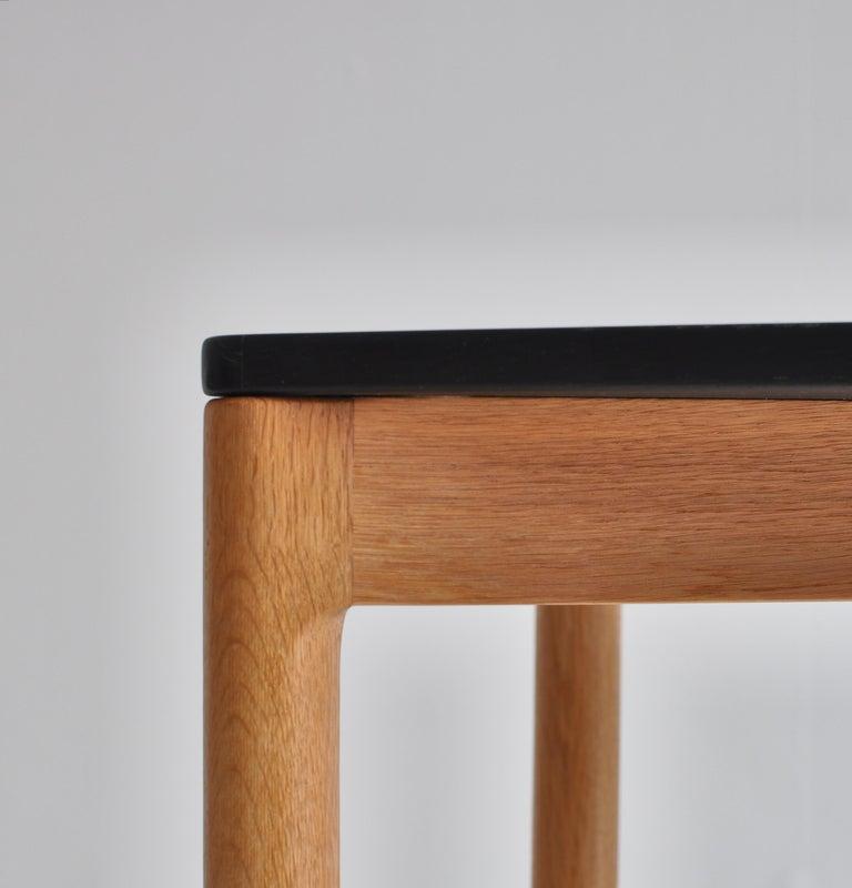 1960s Side Table in Oak by Kurt Østervig for Slagelse Mobelvaerk, Denmark For Sale 4