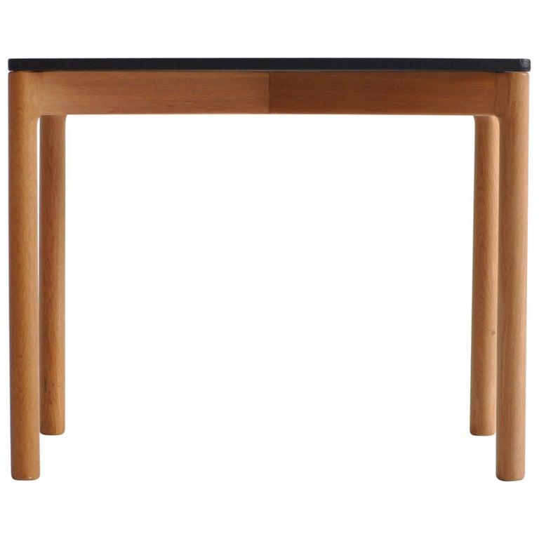 1960s Side Table in Oak by Kurt Østervig for Slagelse Mobelvaerk, Denmark For Sale