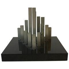 1960s Skyline Sculpture