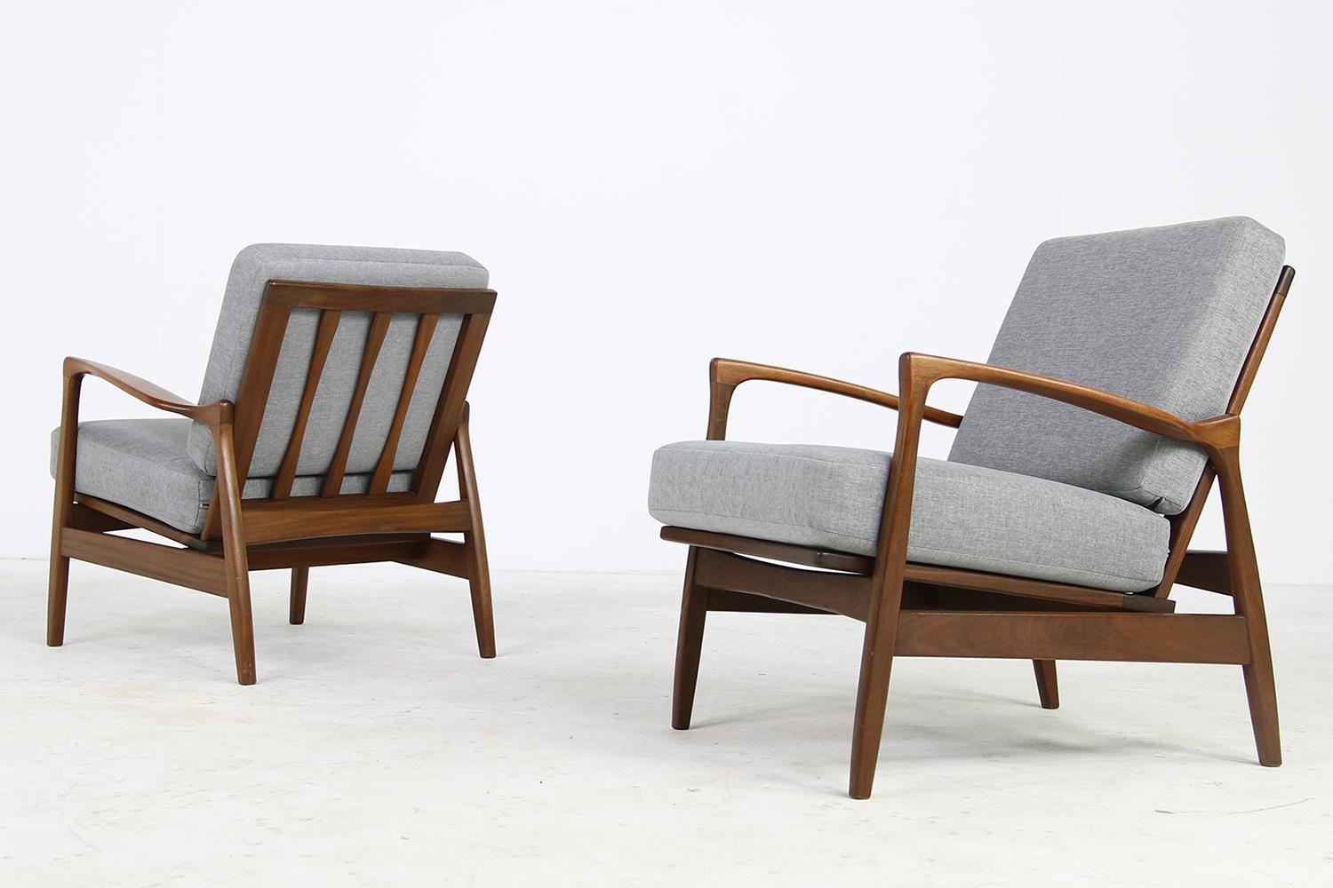 Sessel Teak. Good Arne Wahl Iversen Komfort Lounge Chair Teak S ...