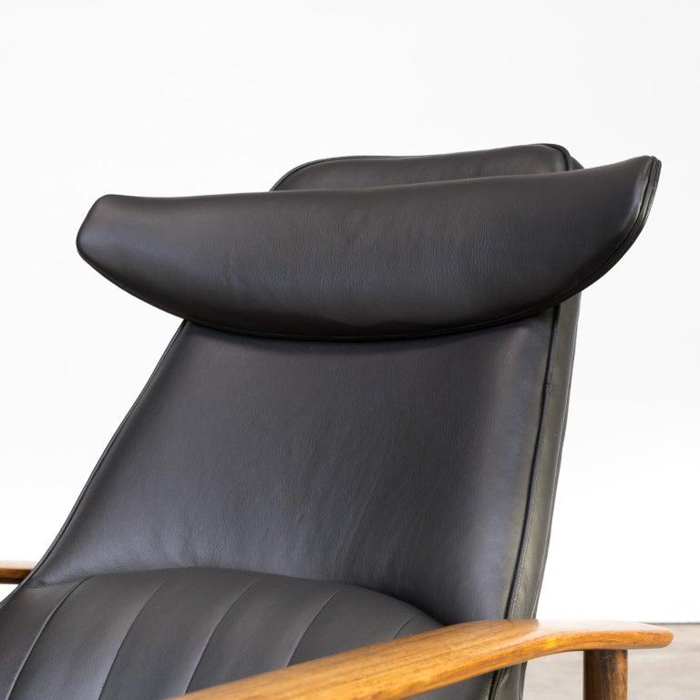 1960s Sven Ivar Dysthe lounge chair for Dokka Møbler For Sale 4