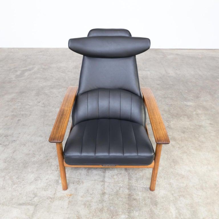 1960s Sven Ivar Dysthe lounge chair for Dokka Møbler For Sale 7