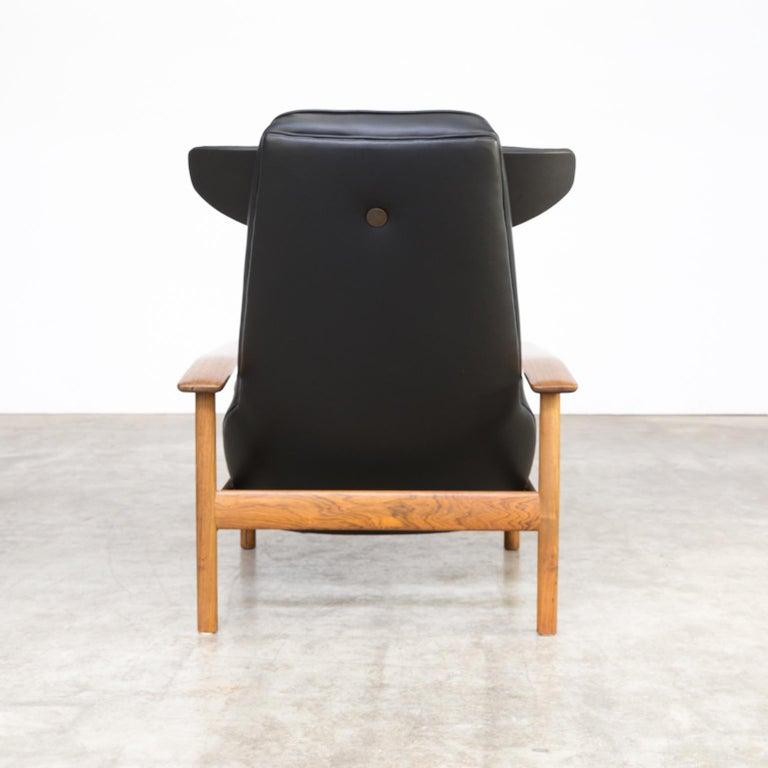 1960s Sven Ivar Dysthe lounge chair for Dokka Møbler For Sale 8